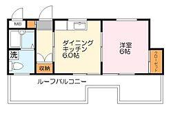 神奈川県川崎市多摩区生田1丁目の賃貸マンションの外観