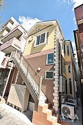 サクセス矢口渡 B棟[1階]の外観