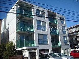 北海道札幌市中央区宮の森三条5丁目の賃貸マンションの外観