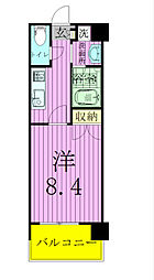 アーク松戸レジデンス[7階]の間取り