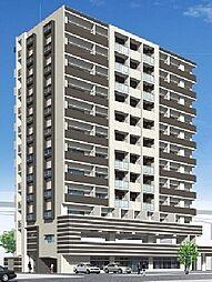 ウィングス西小倉[8階]の外観