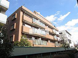 キャッスルランドビル[2階]の外観
