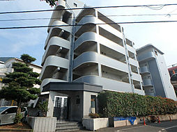 福岡県北九州市小倉北区霧ケ丘1丁目の賃貸マンションの外観