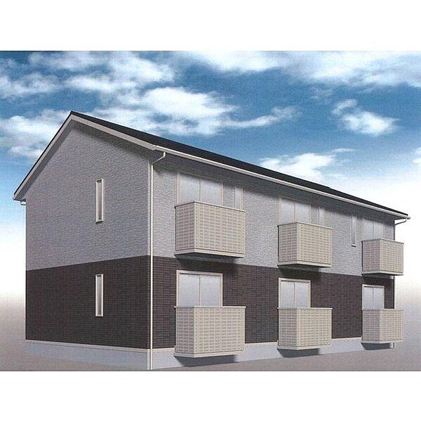 (仮)D-room三本柳東3丁目 2階の賃貸【長野県 / 長野市】