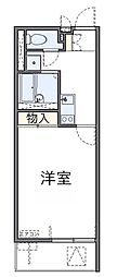 レオネクスト和光[3階]の間取り