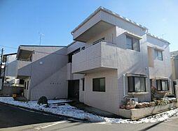 成城ハウス[1階]の外観