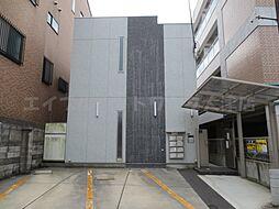 滋賀県大津市浜大津3丁目の賃貸アパートの外観
