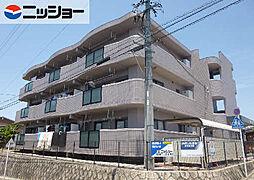 愛知県豊田市美里5丁目の賃貸マンションの外観