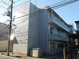 神奈川県横浜市港北区日吉本町4丁目の賃貸マンションの外観