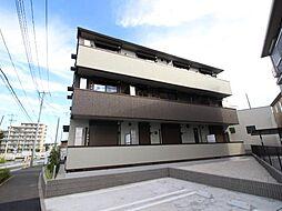 HANABUSAIII[2階]の外観