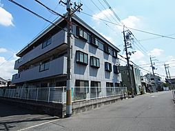 大阪府堺市東区日置荘北町2丁の賃貸マンションの外観