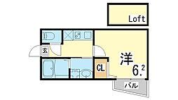 神戸市西神・山手線 上沢駅 徒歩7分の賃貸アパート