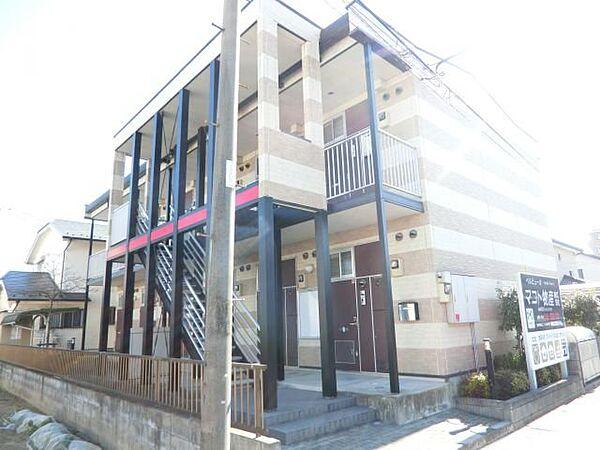 埼玉県行田市清水町の賃貸アパート