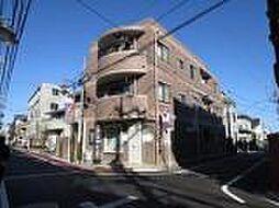 東京都杉並区西荻南4丁目の賃貸マンションの外観