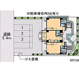 RX東陽町[5階]の間取り