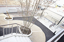 ビューグランド B[1階]の外観