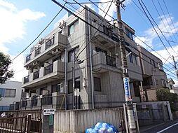 千葉県市川市平田1丁目の賃貸マンションの外観