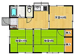 丹荘駅 4.1万円