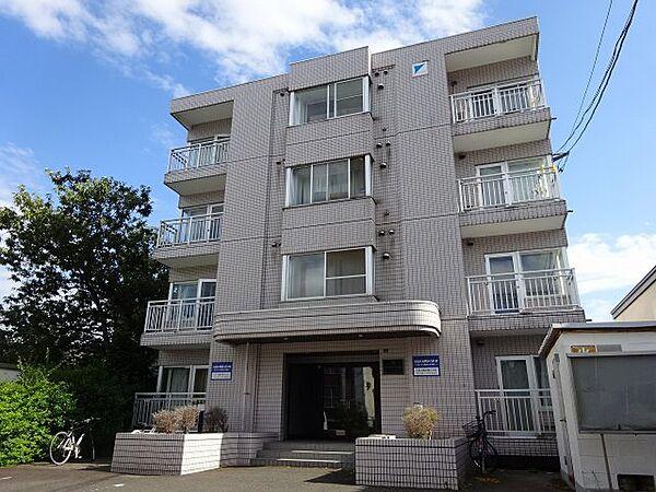 ビッグバーンズマンションN22 2階の賃貸【北海道 / 札幌市北区】