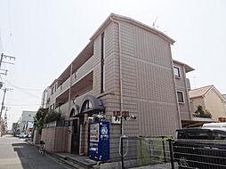 大阪府堺市堺区東雲西町2丁の賃貸マンションの外観