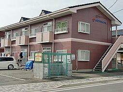 オギワラハイツA[0101号室]の外観