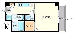 石塚アネックス[3階]の間取り