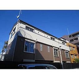 サンライズ渋谷本町[1階]の外観