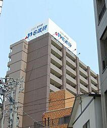 愛知県一宮市本町2丁目の賃貸マンションの外観