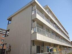 セントラルマンション[4階]の外観