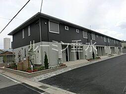 エクレール福井[2088号室]の外観