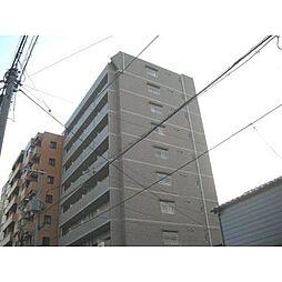 岡山県岡山市北区東島田町2丁目の賃貸マンションの外観