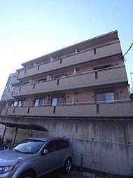 埼玉県富士見市針ヶ谷1丁目の賃貸アパートの外観
