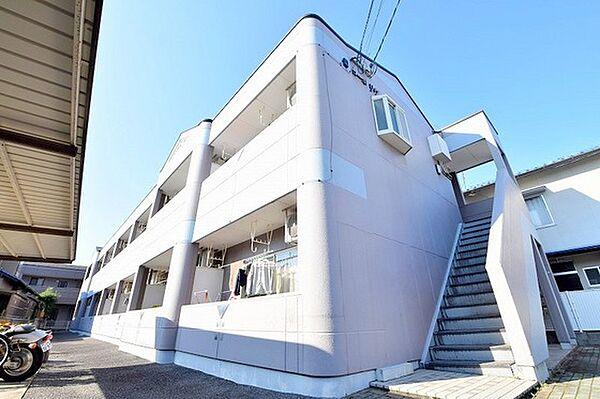 広島県広島市安佐南区東野2丁目の賃貸アパート