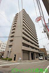 徳島県徳島市かちどき橋1丁目の賃貸マンションの外観