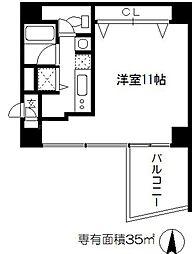 コートハウス[7階]の間取り