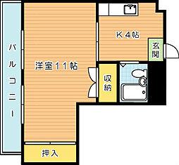 原ビル[202号室]の外観