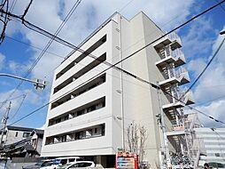 Genefort田辺[2階]の外観