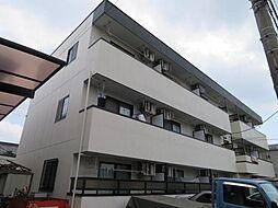 シャンドフルール[3階]の外観