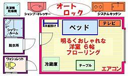西巣鴨駅 4.9万円