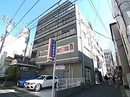 松葉ビル[4階]の外観