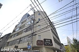 広島県広島市中区大手町3丁目の賃貸マンションの外観