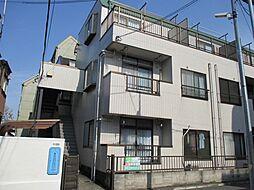 東京アパートメント[301号室]の外観