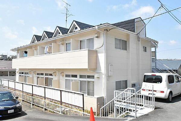 コスモ仙台八木山[107号室]の外観