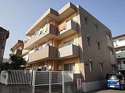 徳島県徳島市かちどき橋4丁目の賃貸マンションの外観