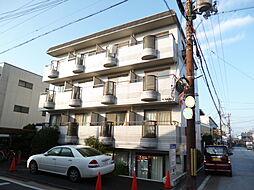 シャイニング桃山[2階]の外観