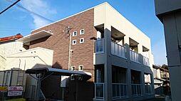 和歌山県海南市船尾の賃貸アパートの外観
