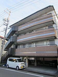 外観,1K,面積27.1m2,賃料4.2万円,,,高知県高知市八反町