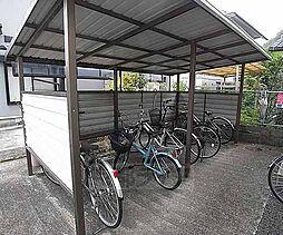京都府京都市左京区山端大君町の賃貸アパートの外観