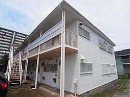 コーポ寿江[2階]の外観