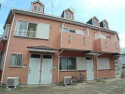 [テラスハウス] 千葉県松戸市東平賀 の賃貸【/】の外観